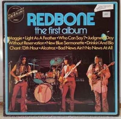 LP Redbone - The First Album, 1970 EX