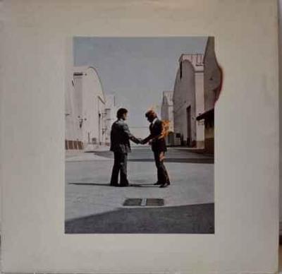 LP Pink Floyd - Wish You Were Here, 1975 (6) EX