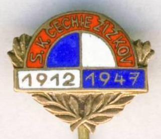 SK Čechie Žižkov 1912-1947