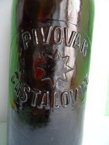 Pivovar Častalovice   1l