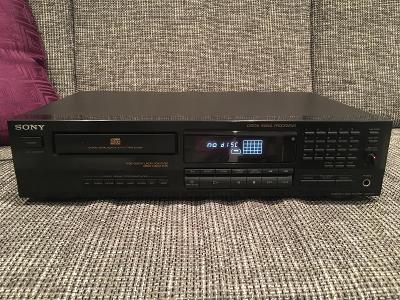 CD přehrávač Sony CDP-D7