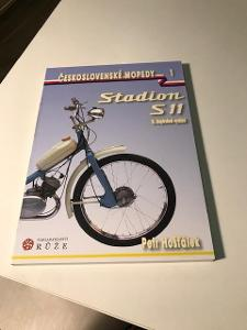 Stadion S11 Kniha Ceskoslovenské Mopedy