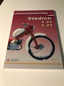 Stasion S22 Kniha Československé Mopedy