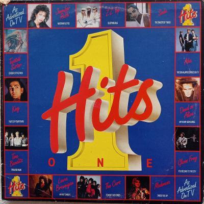 One Hits(A-ha,ZZ top,King,Madonna)CBS 1985 UK press - VG+