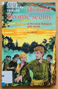 Historie Svorné sedmy - Jaroslav Foglar