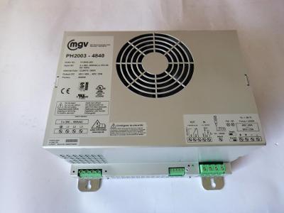 ZDROJ MGV PH2003-4840 ZDROJ 3x380V 42 až 63V DC 2.000W  CENA od 1,- Kč