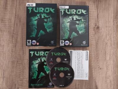PC hry - TUROK - CZ