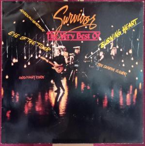 Survivor – The Very Best Of (LP 1986 Germany)