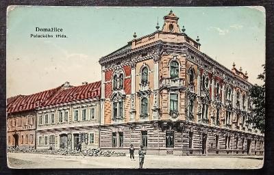 Domažlice 1908 pěkný stav