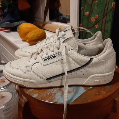 Kožené tenisky Adidas, vel. 43