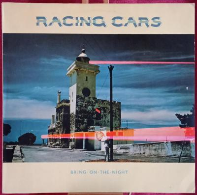 Racing Cars – Bring On The Night (LP 1978 Germany)