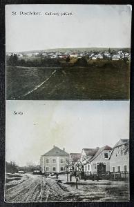 Postřekov 1929 pěkný stav