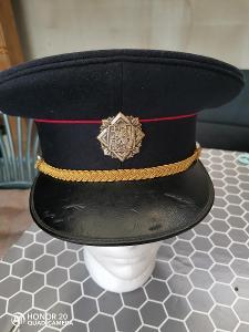 Policejní čepice První republika