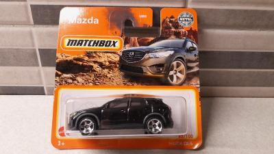 Matchbox Mazda CX 5 2021 NOVINKA