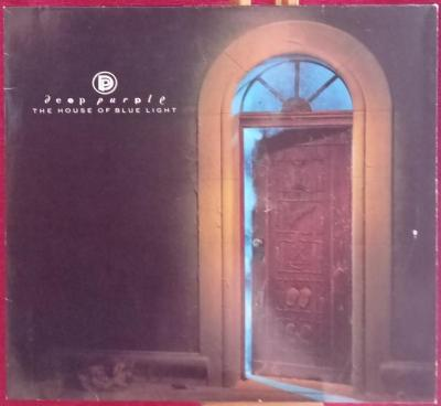 Deep Purple – The House Of Blue Light (LP 1987 Germany)