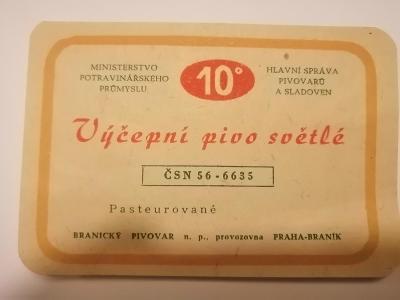 Prodej sbírky Bráník C9