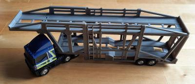 MATCHBOX Super Convoy Autotransport SC002