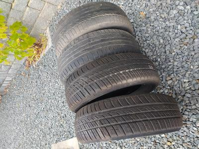 Letní pneu (2x) 6,5mm + (2x) 3mm