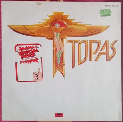 Topas – Topas (LP 1980 Germany)