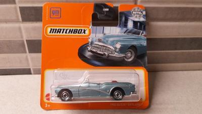 Matchbox Buick Skylark 2021 NOVINKA