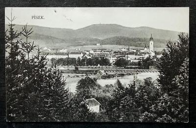 PÍSEK 1928 TOP STAV