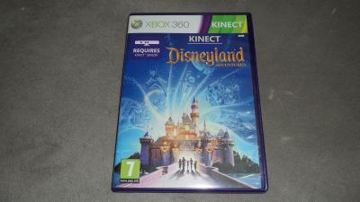 Kinect Disneyland Adventures Hra pre Xbox 360