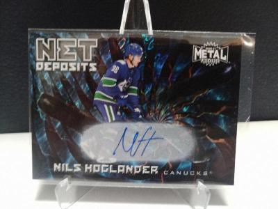 Nils Hoglander, Metal Universe 20/21