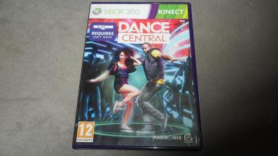 Kinect Dance Central Hra pre Xbox 360