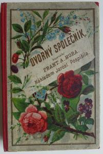 Antikvární výtisk - Dvorný společník - 1885