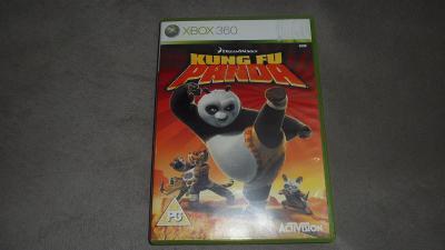 Kung Fu Panda hra pro Xbox 360