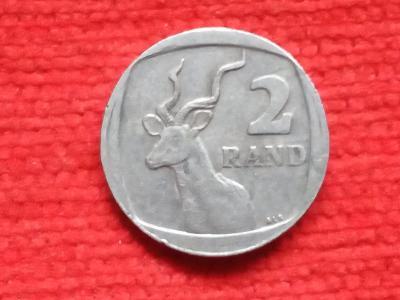 Jizni Afrika 2 rand 2004