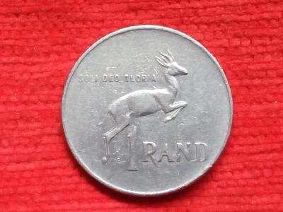 Jizni Afrika 1 rand 1977