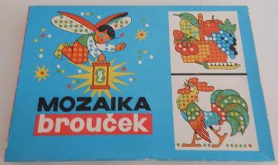 Mozaika Brouček - KZ Semily - top stav