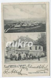 KAPLICE - KAPLITZ  - OBCHOD -   ČESKÝ KRUMLOV - ŠUMAVA
