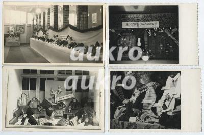 KAPLICE - OBCHOD VÝLOHA REKLAMA  -  ČESKÝ KRUMLOV - ŠUMAVA  - 4 X FOTO