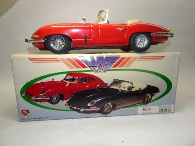 Jaguar E Type Roadster 1967 + krabice / LuxeCar MF341 , China