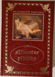kniha Milostné příběhy - klasikové erotiky