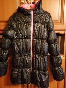 Krásný nový zimní kabát Alpine Pro vel. 164/170