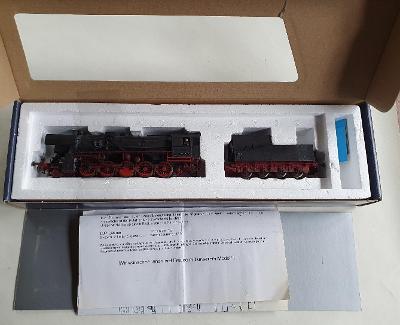 DR parní lokomotiva BR52 (u ČSD 555.0), výrobce Gutzold, vláčky H0