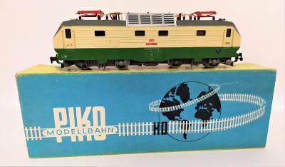 Banán-E499-ČSD-vláčky-mašinky-HO-PIKO-plně funkční-8x foto!!!
