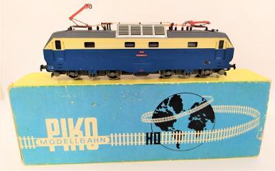 HUGO-E-499-ČSD-vláčky-mašinky-HO-PIKO-plně funkční-8x foto!!!
