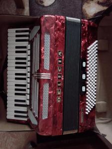 Akordeon Delicia Choral XIV + kufr