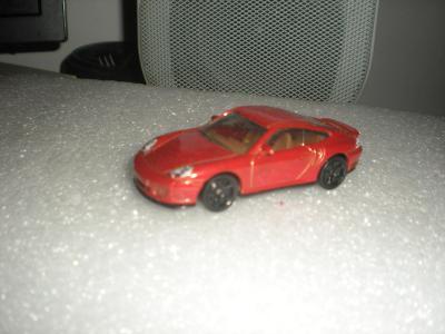 Matchbox Porsche 911 turbo r.2001