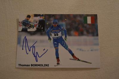Bormolini Thomas - biatlon