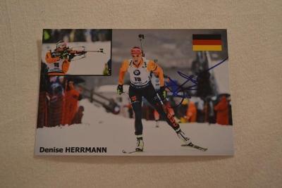 Herrmann Denise - biatlon
