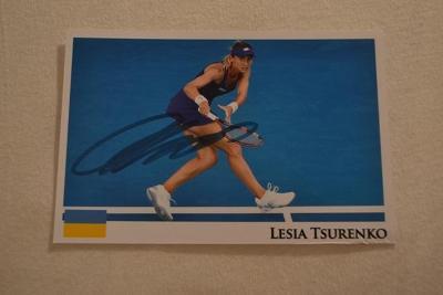 Tsurenko Lesia - tenis