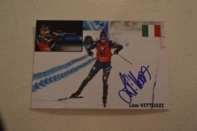 Vittozzi Lisa - biatlon