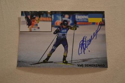 Semerenko Valj - biatlon