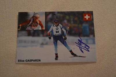 Gasparin Elisa - biatlon