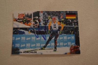 Horchler Karolin - biatlon